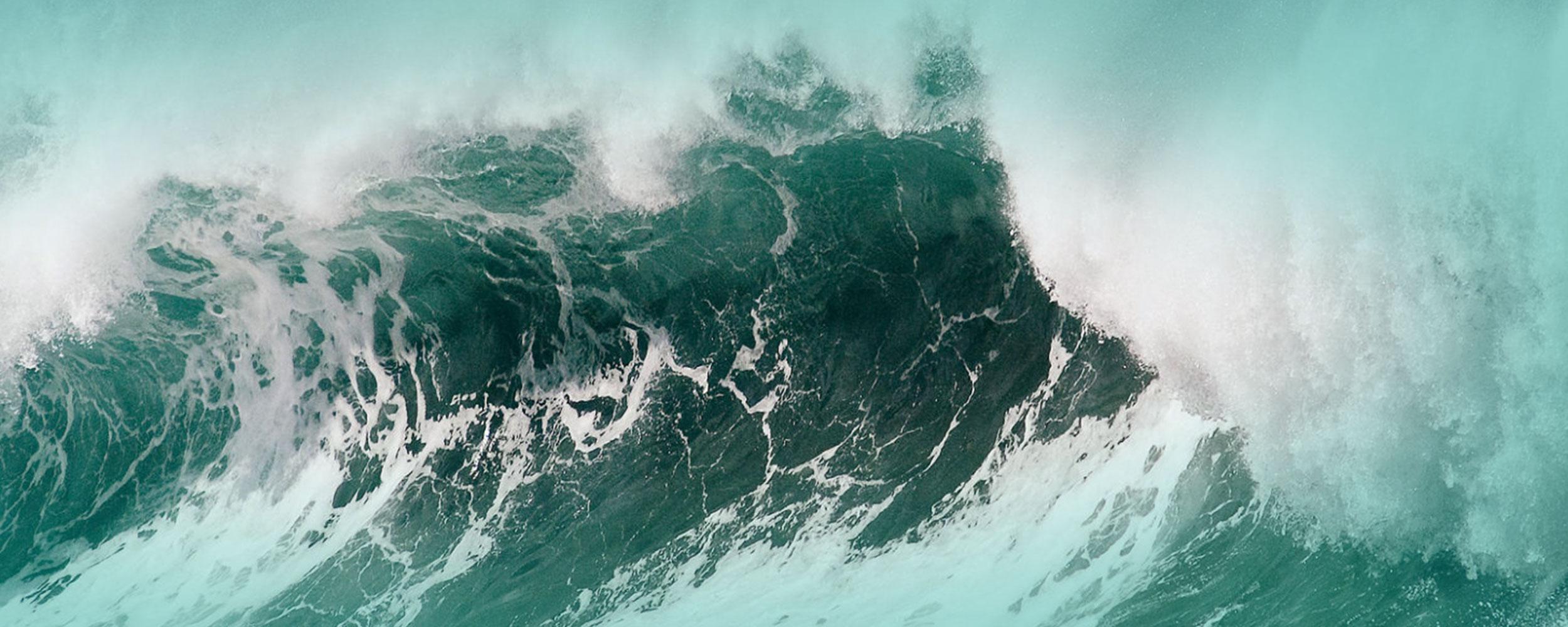 O de zee! Of de grote doorreis