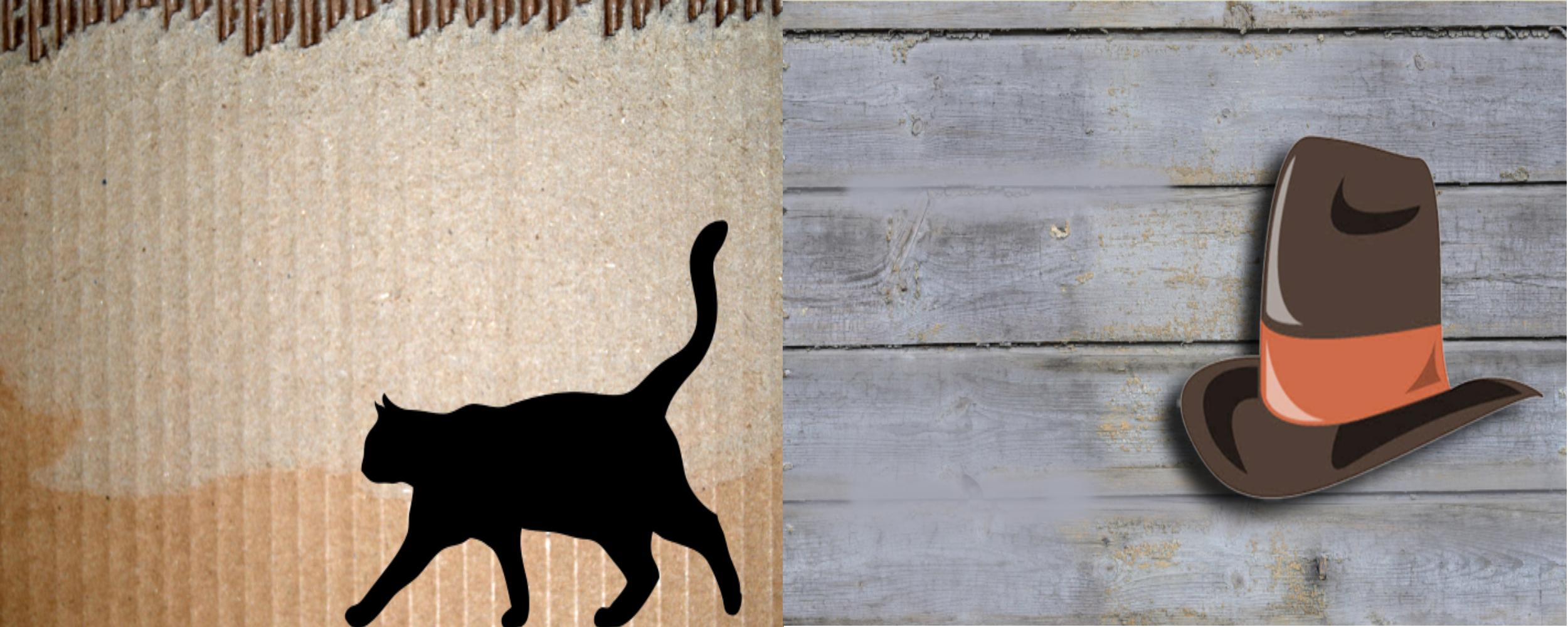 Kattenvrienden | Cowboyharten